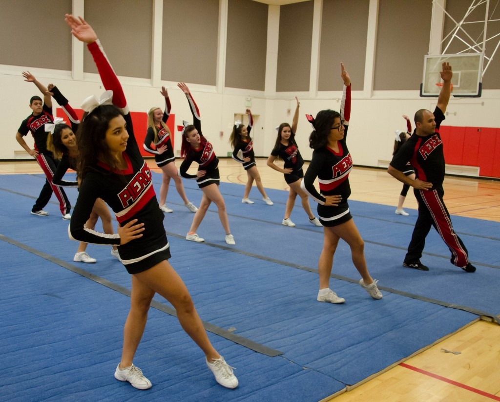 competitive cheerleading is a sport essay Cheerleading became recognized as a sport in the 1980's when it became competitive (according to rk miller & k washington) according to the ncaa the.
