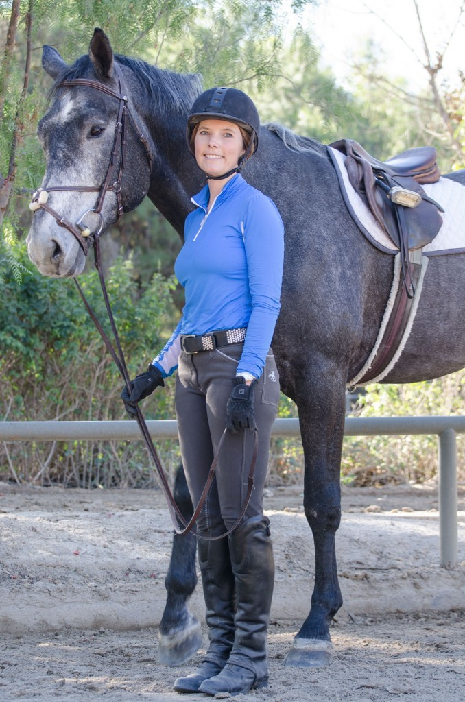 Her Chemistry With Horses The Roundup News The Roundup