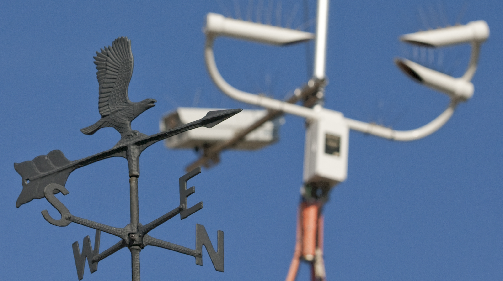 Weather station rededicated after six decades