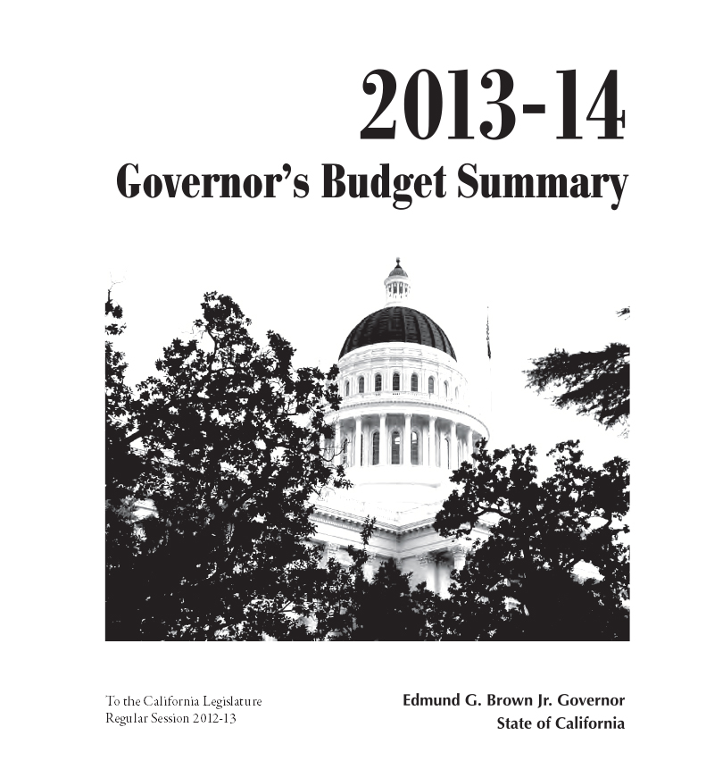 Gov. Brown's budget proposes tectonic shake up to higher education