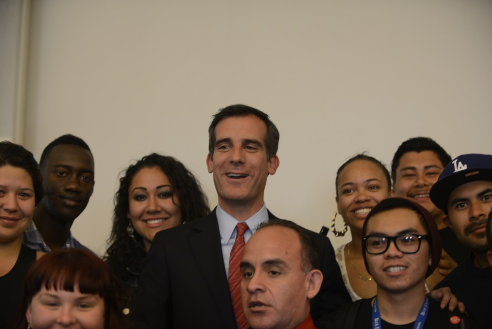 Day of Politics 2 features Los Angeles mayoral candidate Eric Garcetti