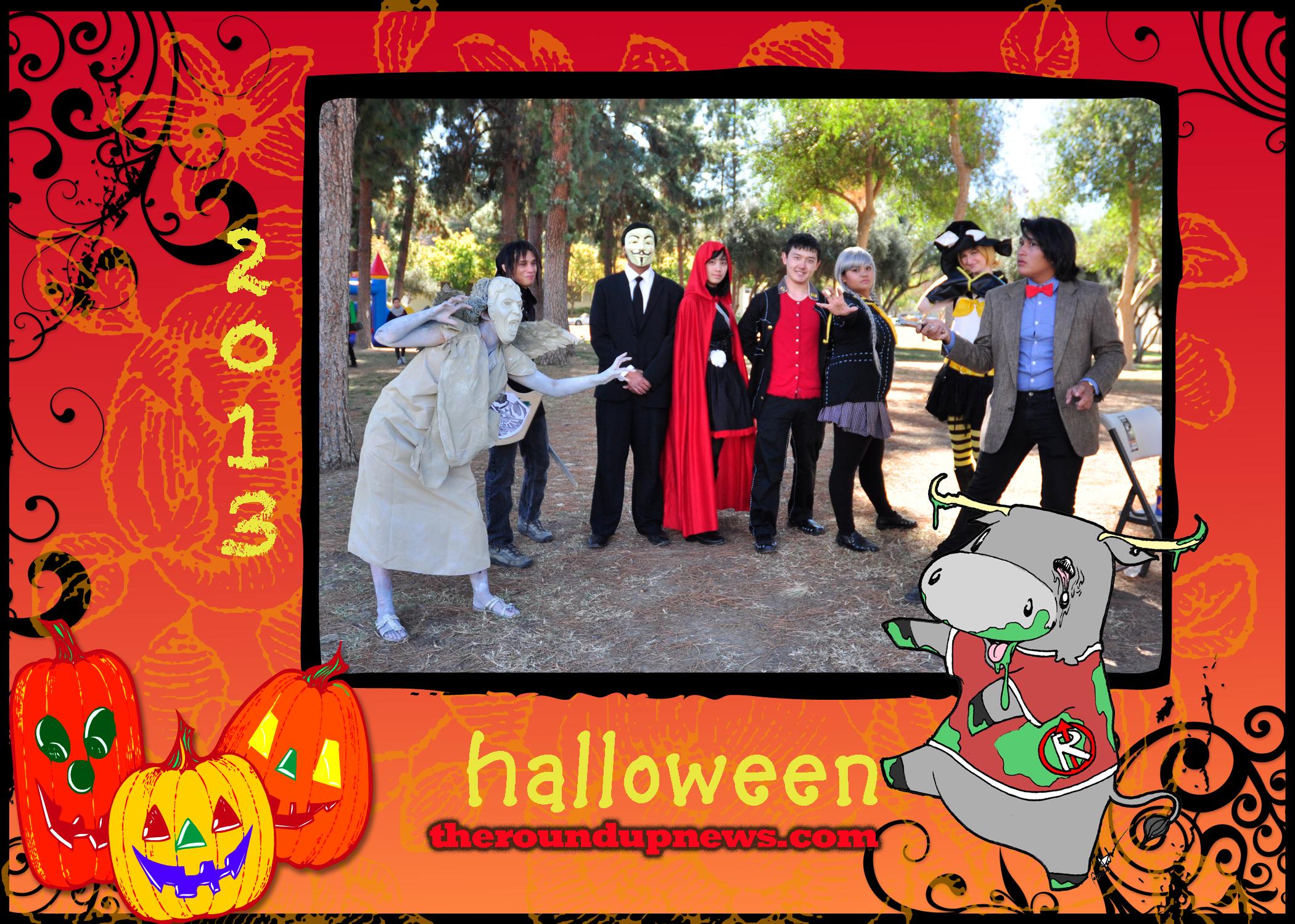 Clubs host annual Halloween Carnival fundraiser
