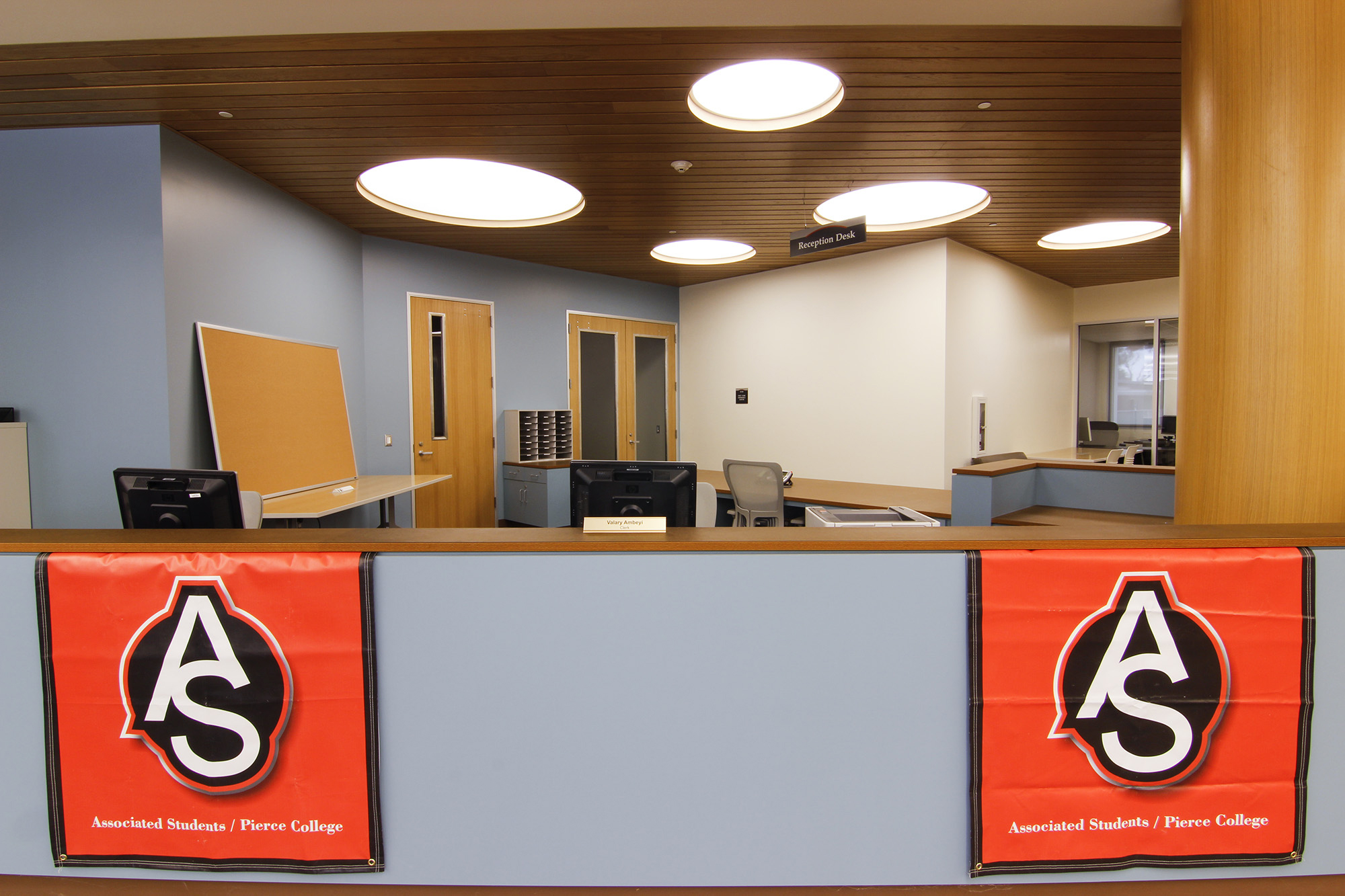 ASO ready to unveil new office