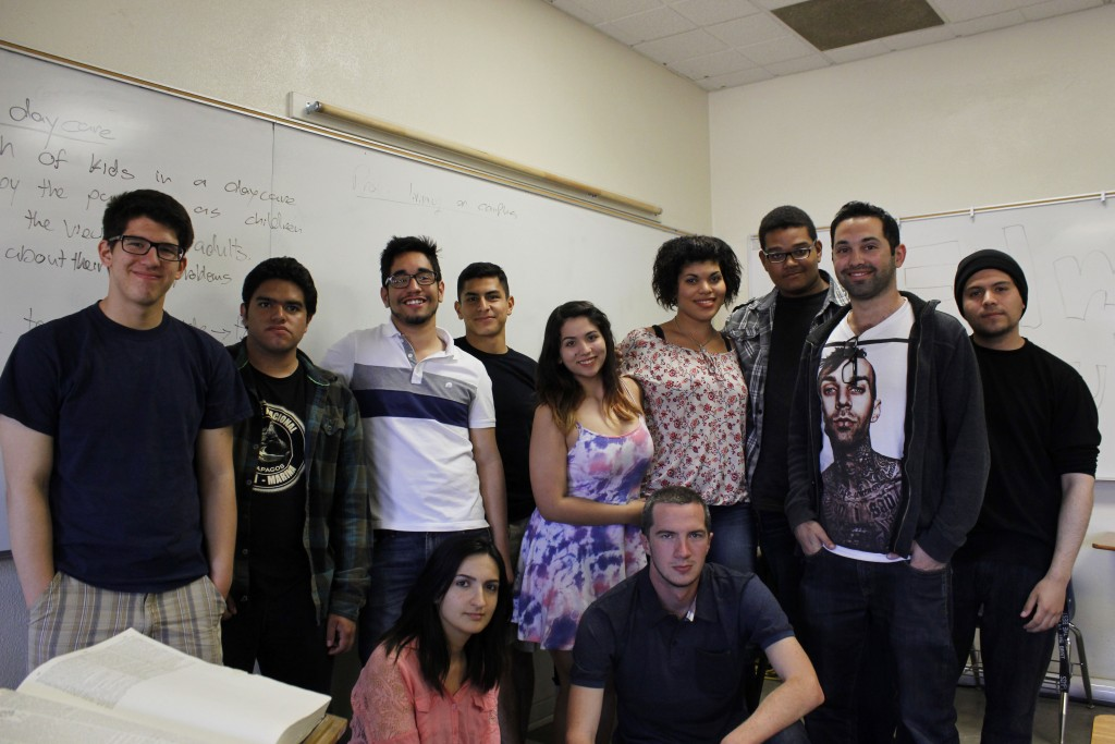 Passion for movies bring diverse group together in the Film Club.