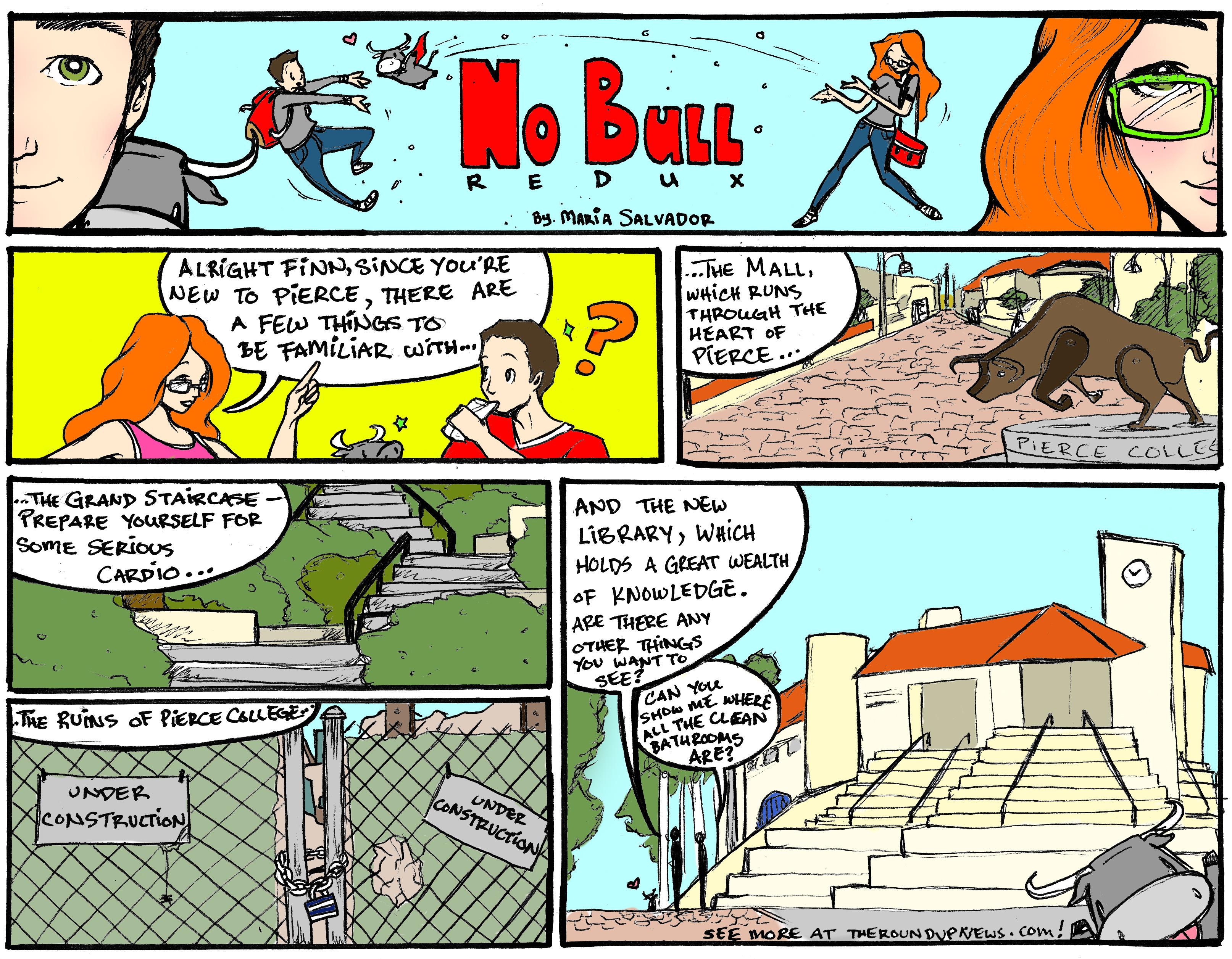 No Bull Redux- Issue 1