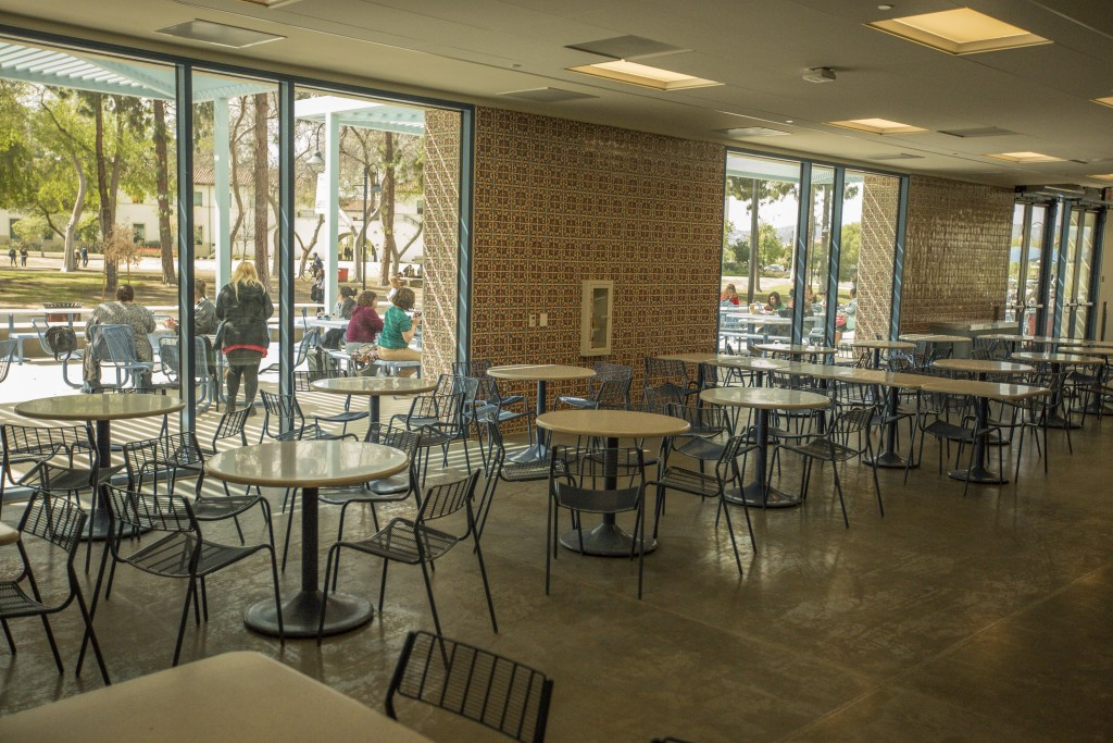 Cafeteria opening pushed back