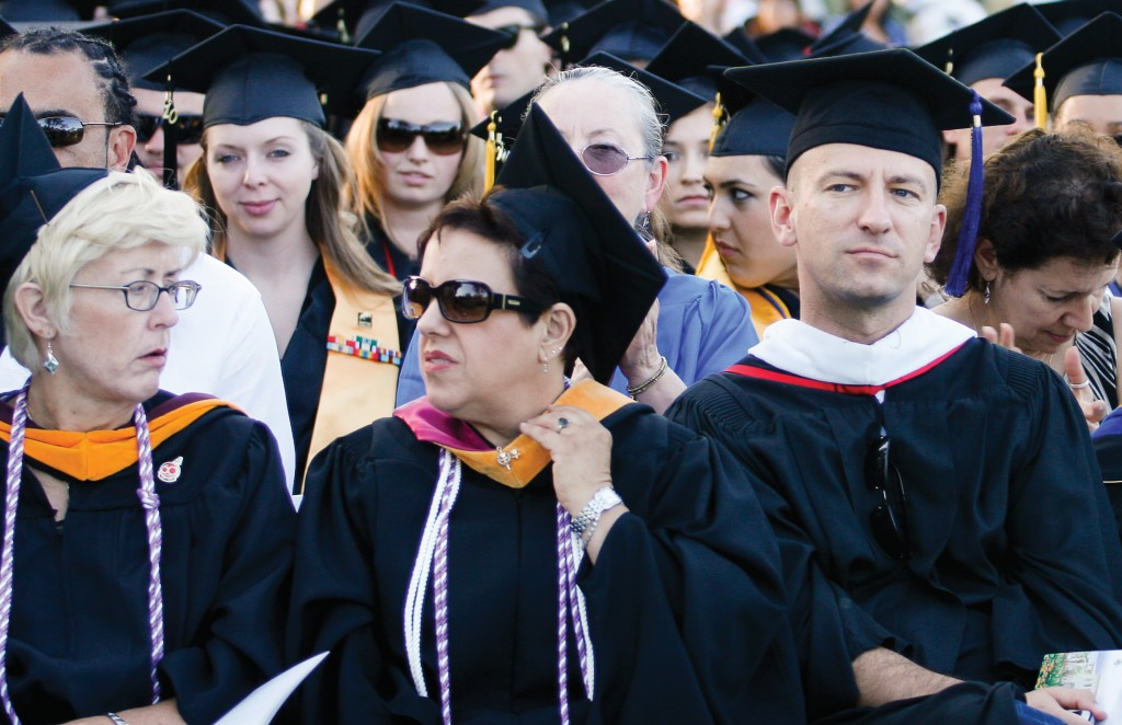 Spring 2014 graduation date changed