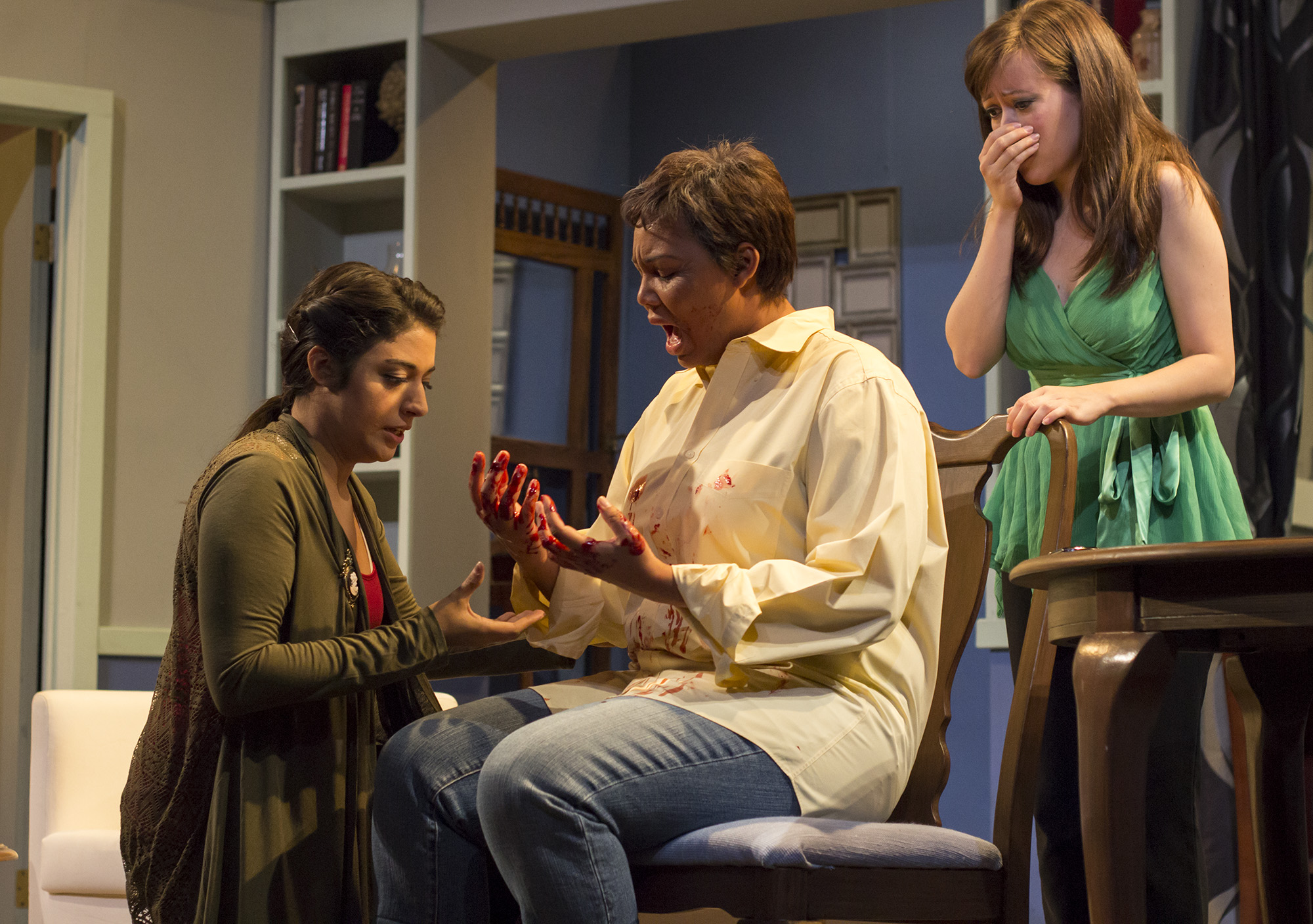 """Play Review: Pierce College Theater Department's """"Independence"""""""
