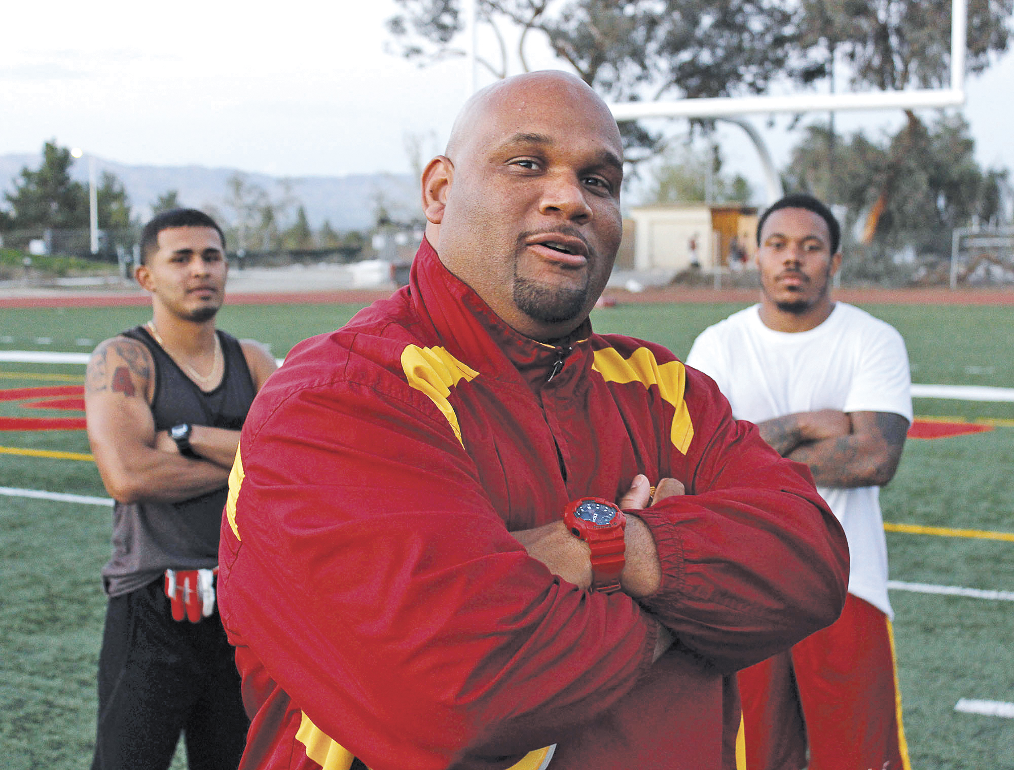 Pierce loses football coaches to Valley College