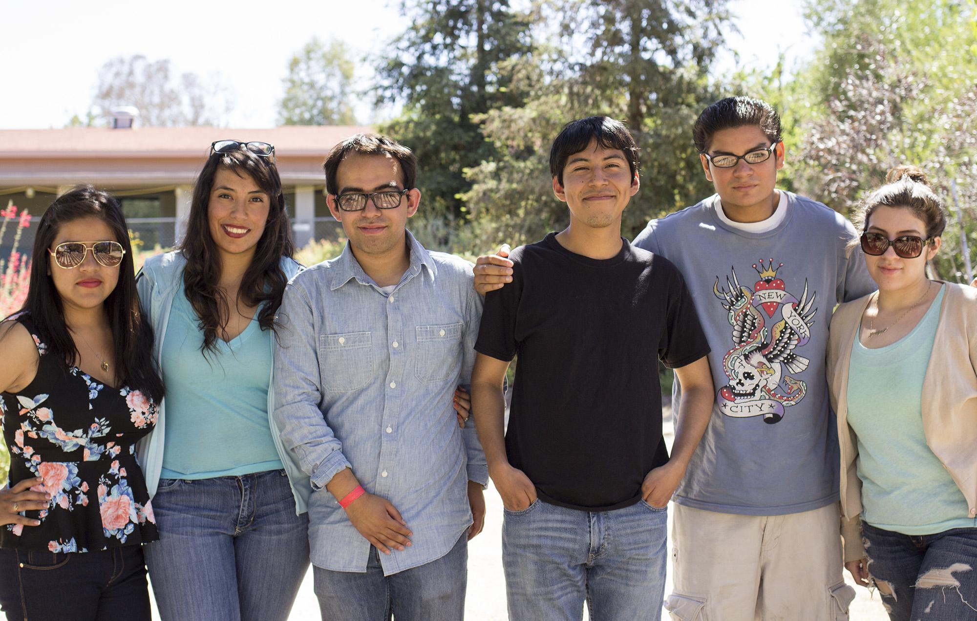 Club 411: We B.U.I.L.D. unites student immigrants