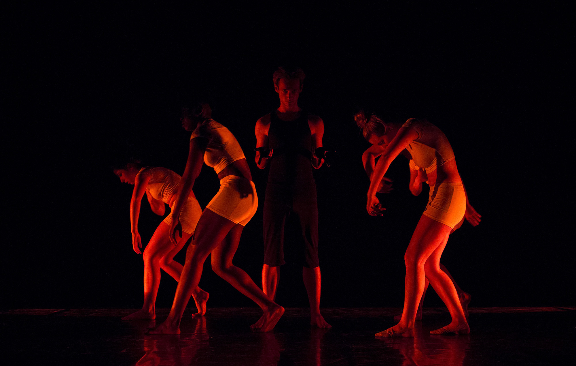 Pierce Dance & Theatre presented Montage this past weekend