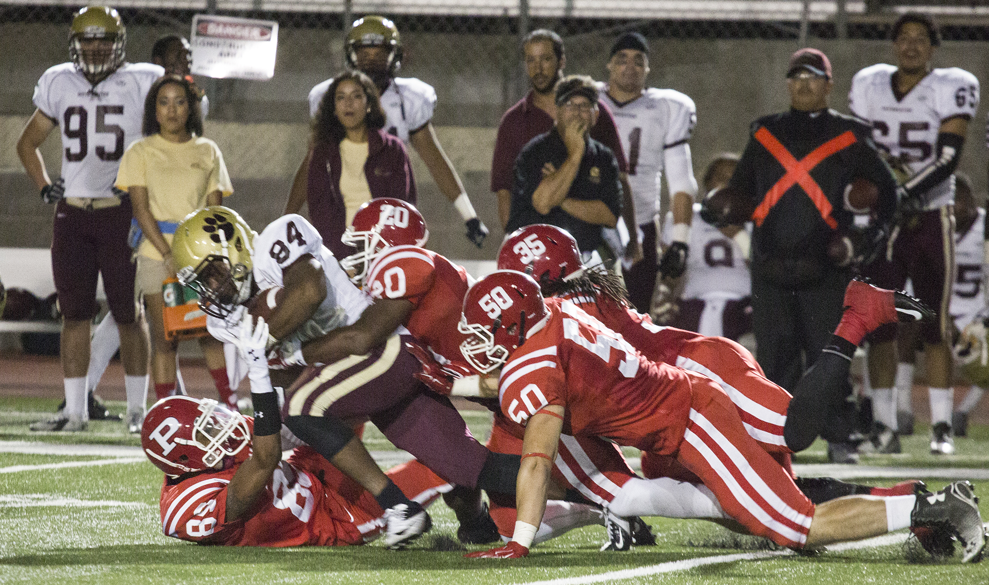 Home opener for Brahmas dominated by Southwestern