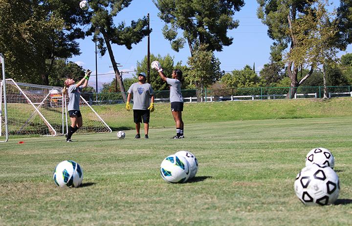 New goalie coach hopes to make impact for the Lady Brahmas
