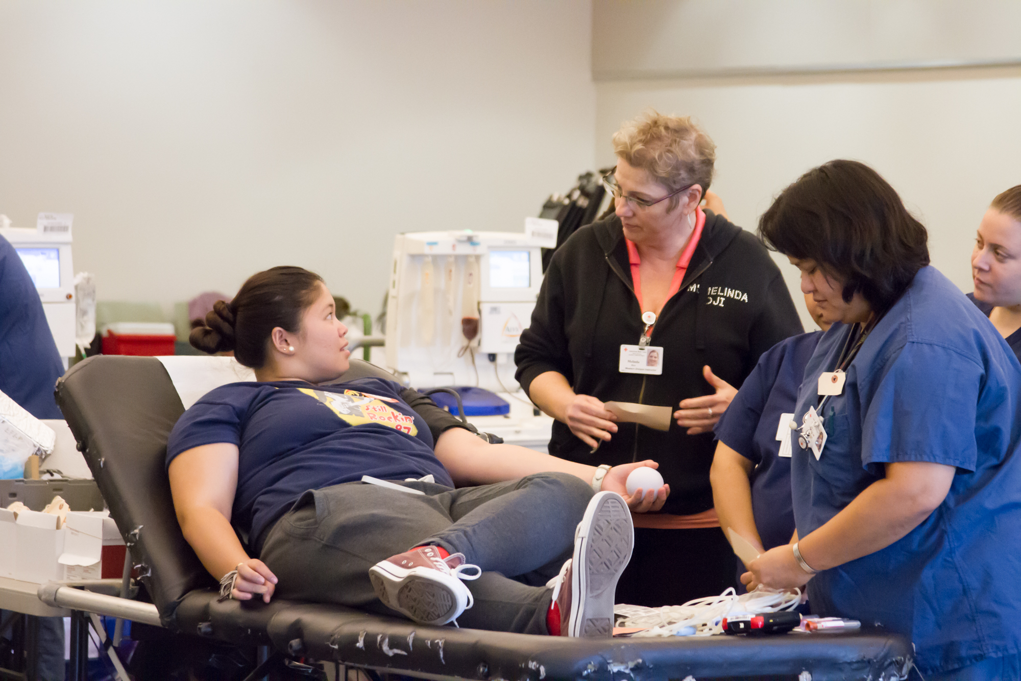 Red Cross blood drive doubles expectations
