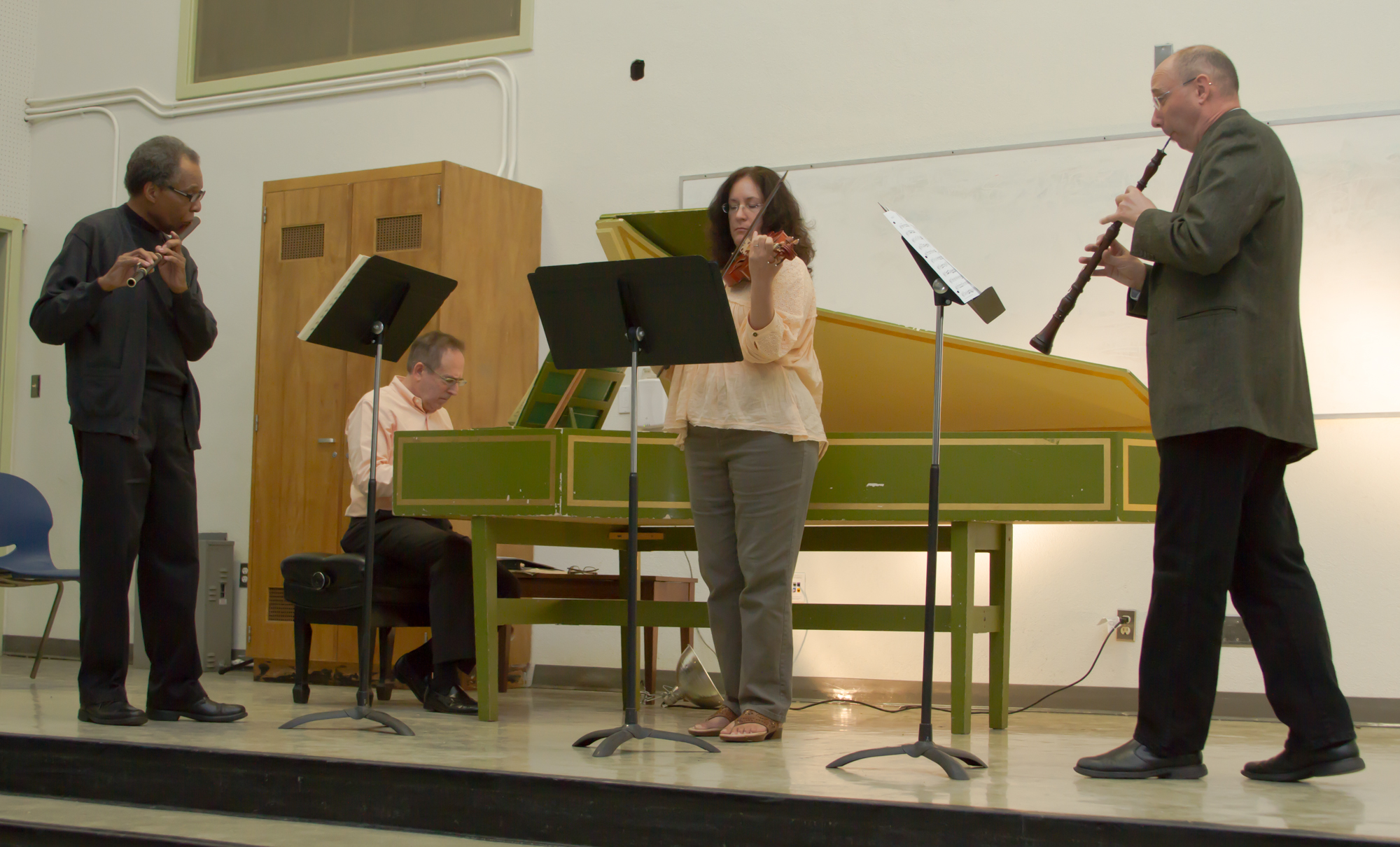Thursday Concert Los Angeles Baroque Players