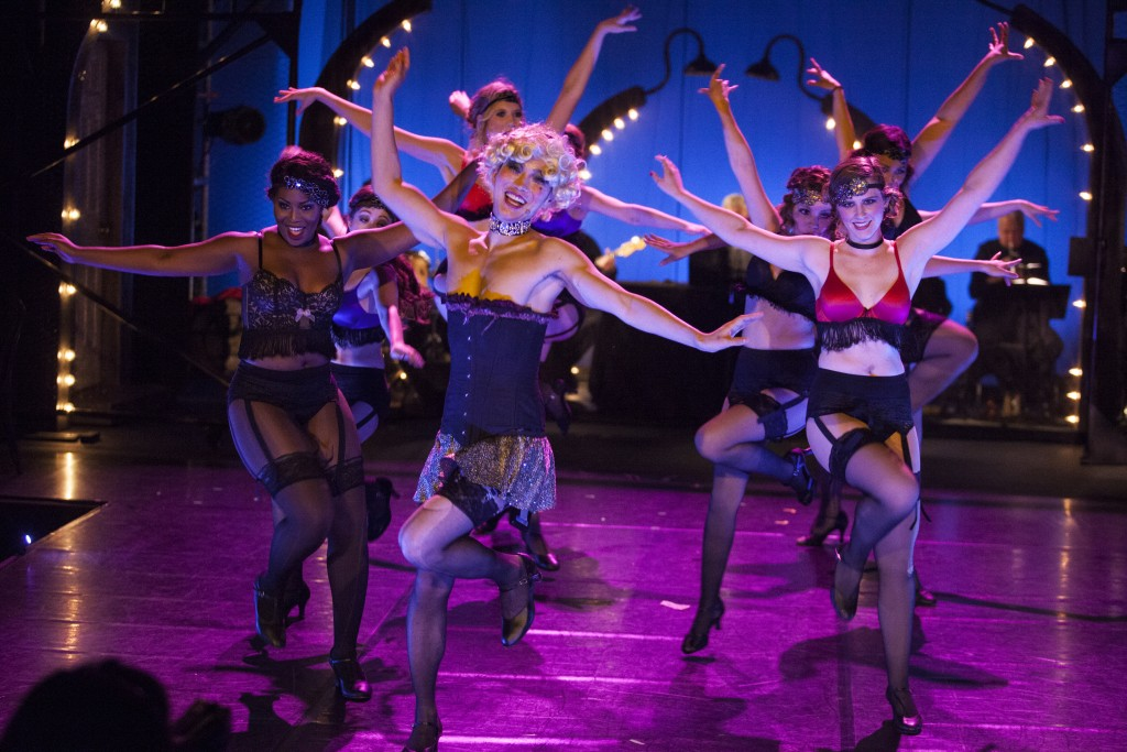 """""""Cabaret"""" lights up Pierce College Theatre with dancing and decadance"""