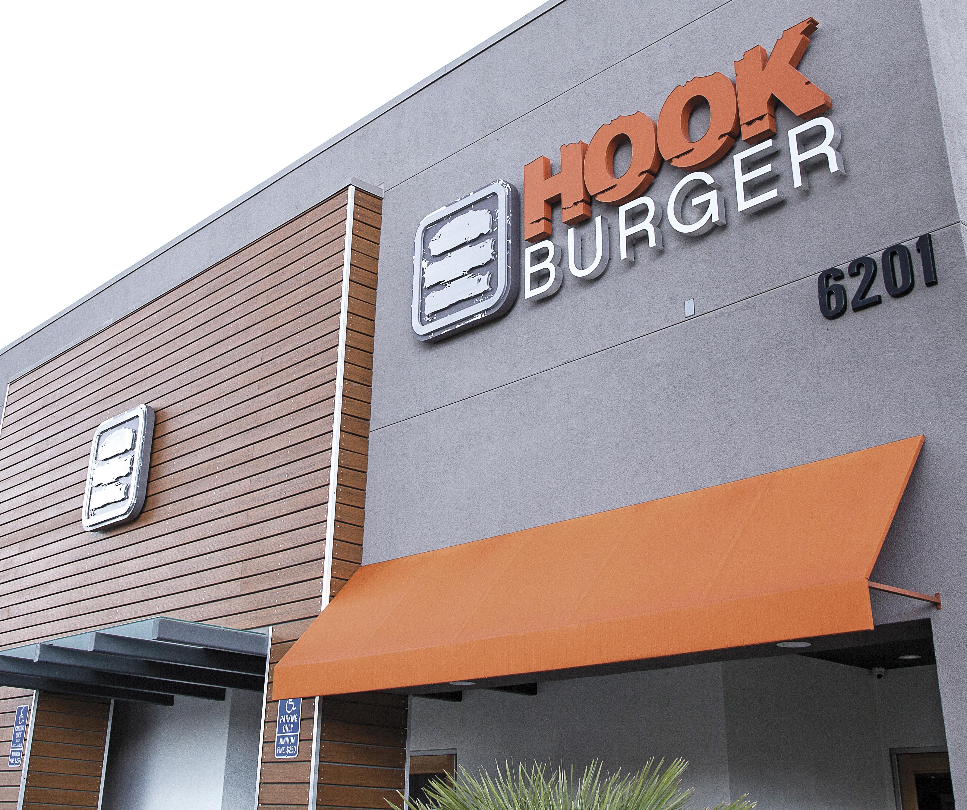 Food Review: Hook Burger