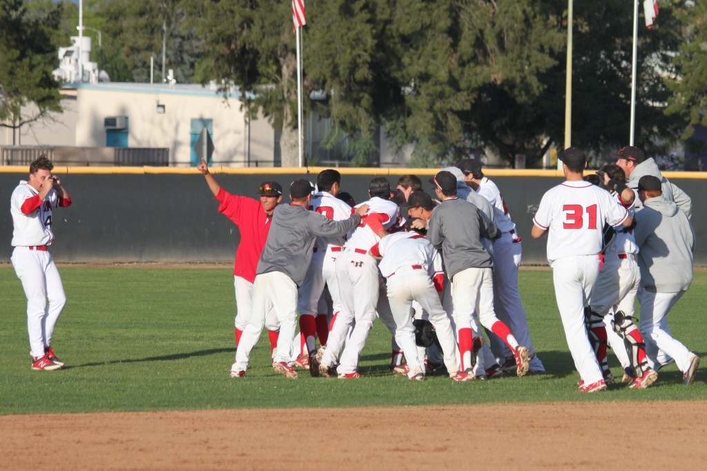 Baseball wins in another walk-off
