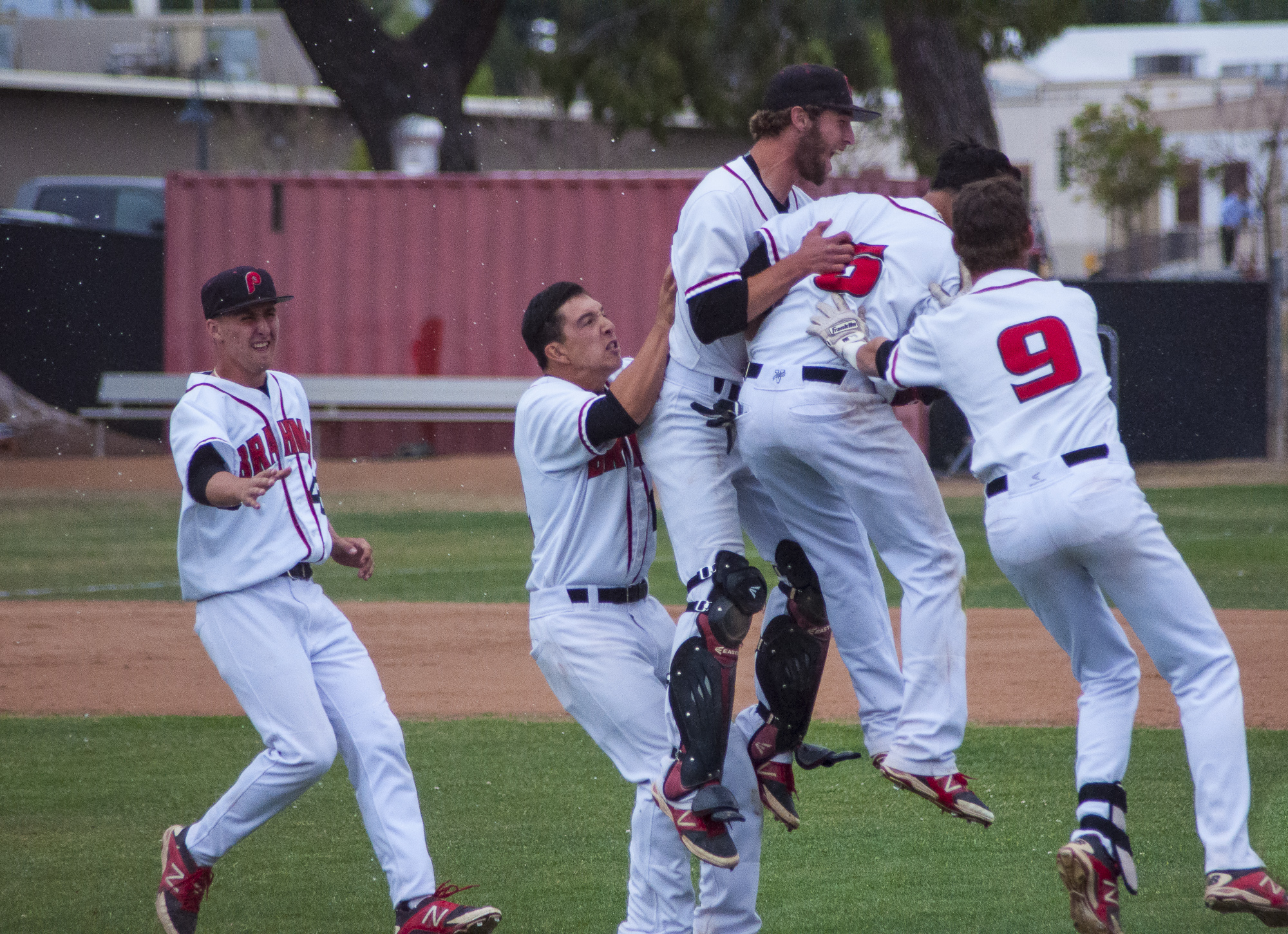 Baseball ends season in a 10th inning walk off