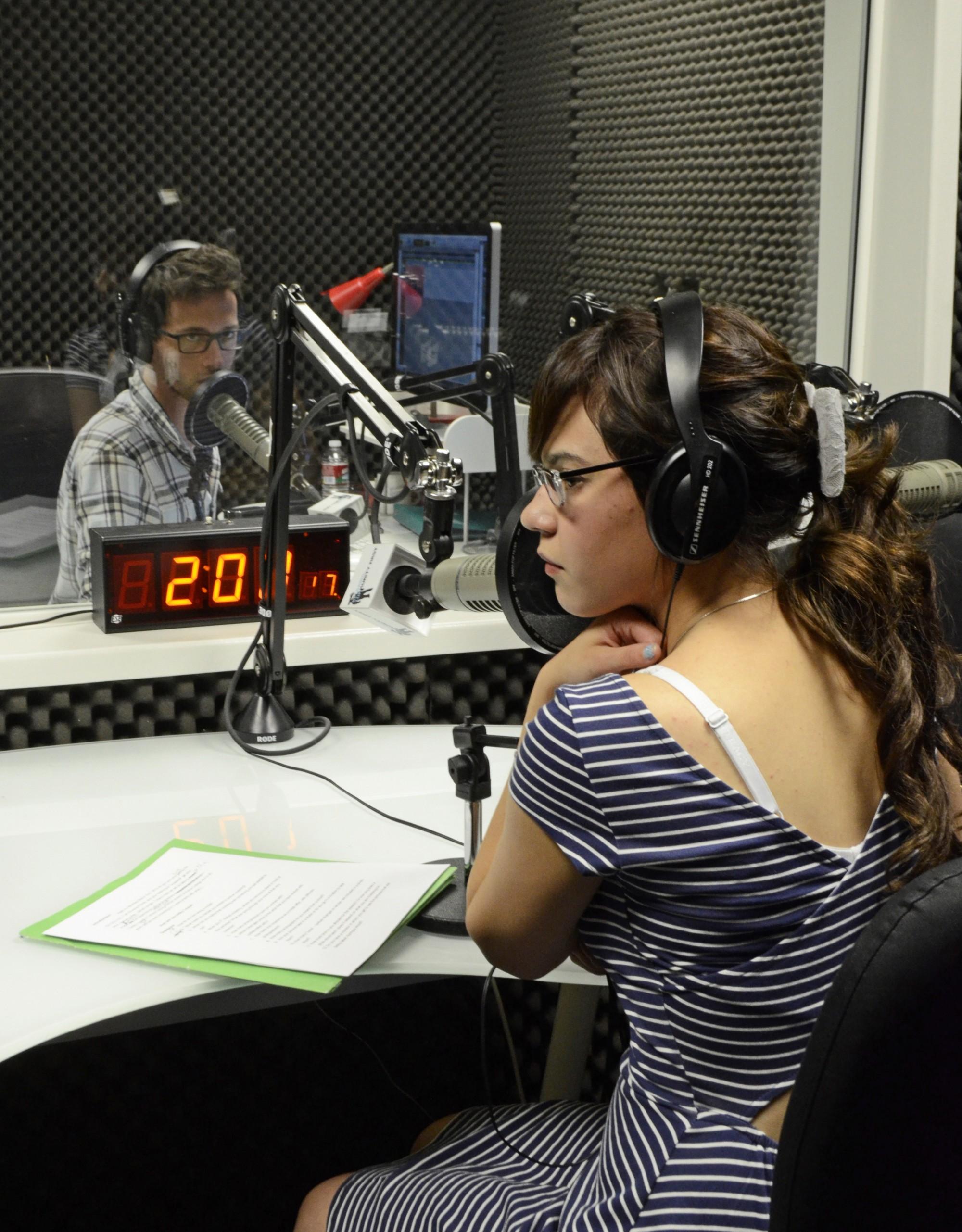 PHOTO ESSAY: Inside KPCRadio.com Radio Studio