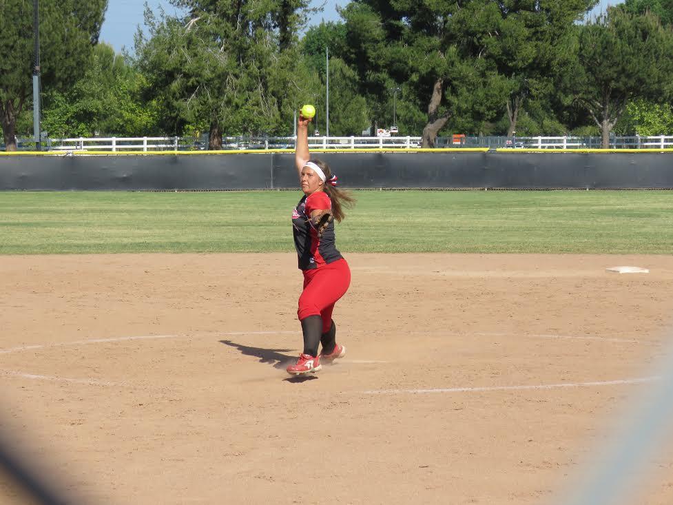 Softball swept by Oxnard