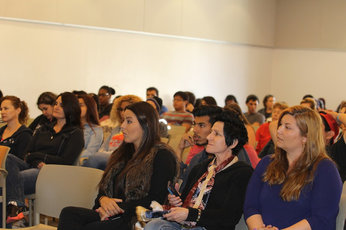 First Town Hall event promotes student involvement in solving social issues