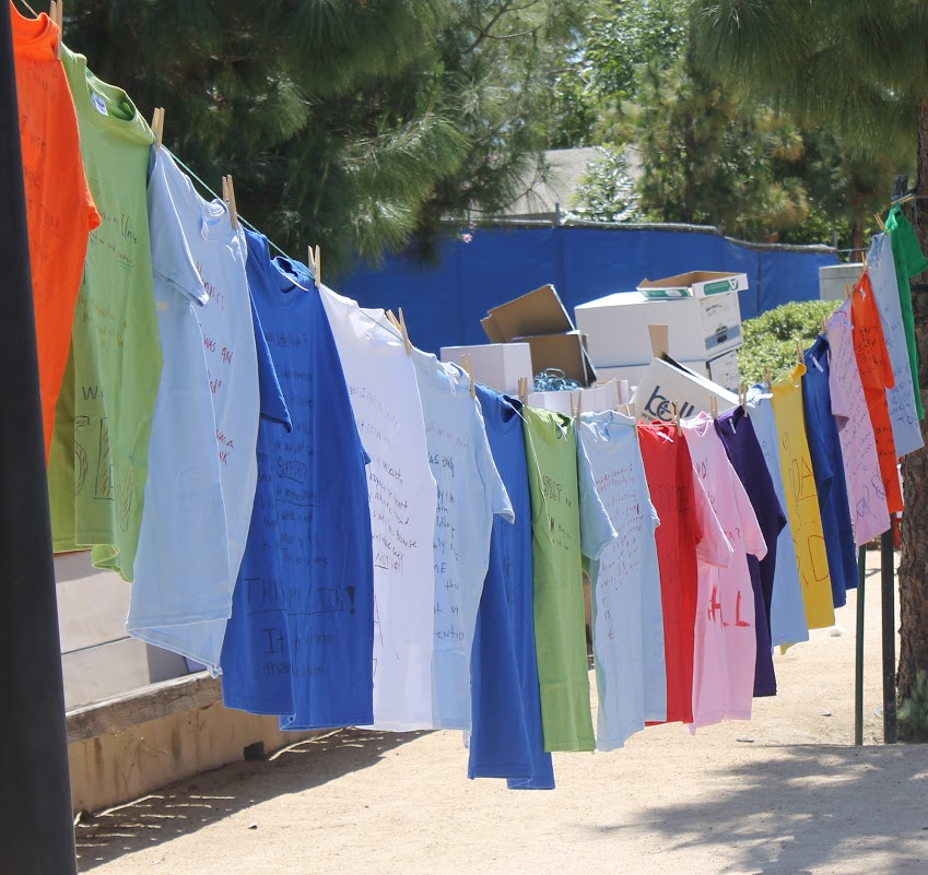 Denim Day event gives voice to victims of sexual offenses, abuse