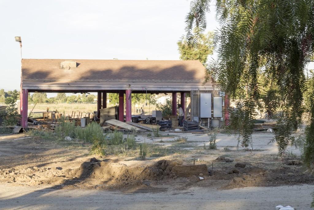 Farm Center Demolition