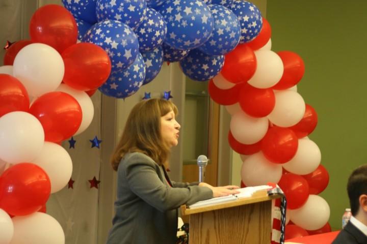 Constitution Day event brings debates, promotes voting