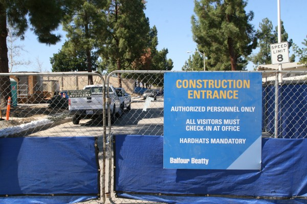Construction, safety top concerns at PCC