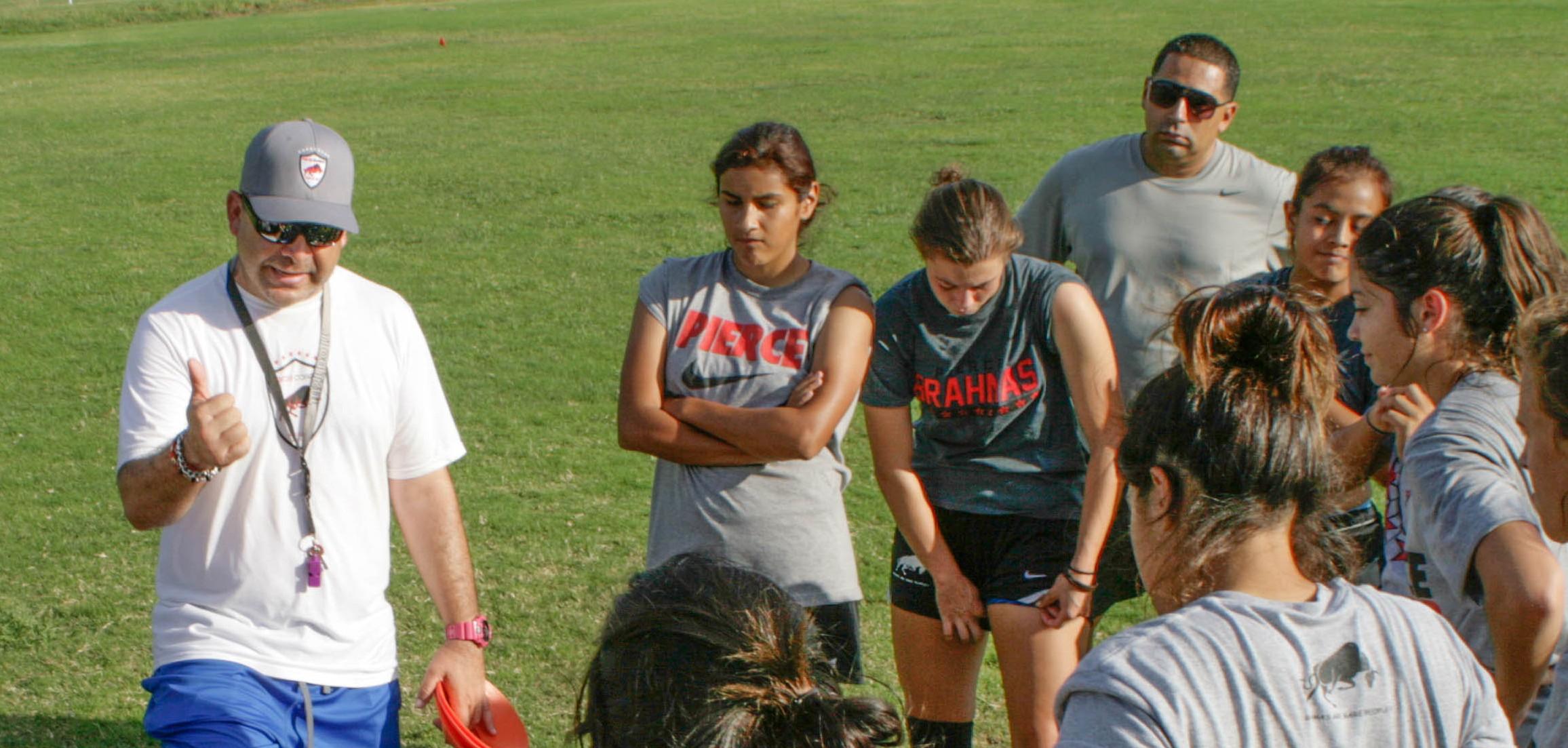 Coaching mentality