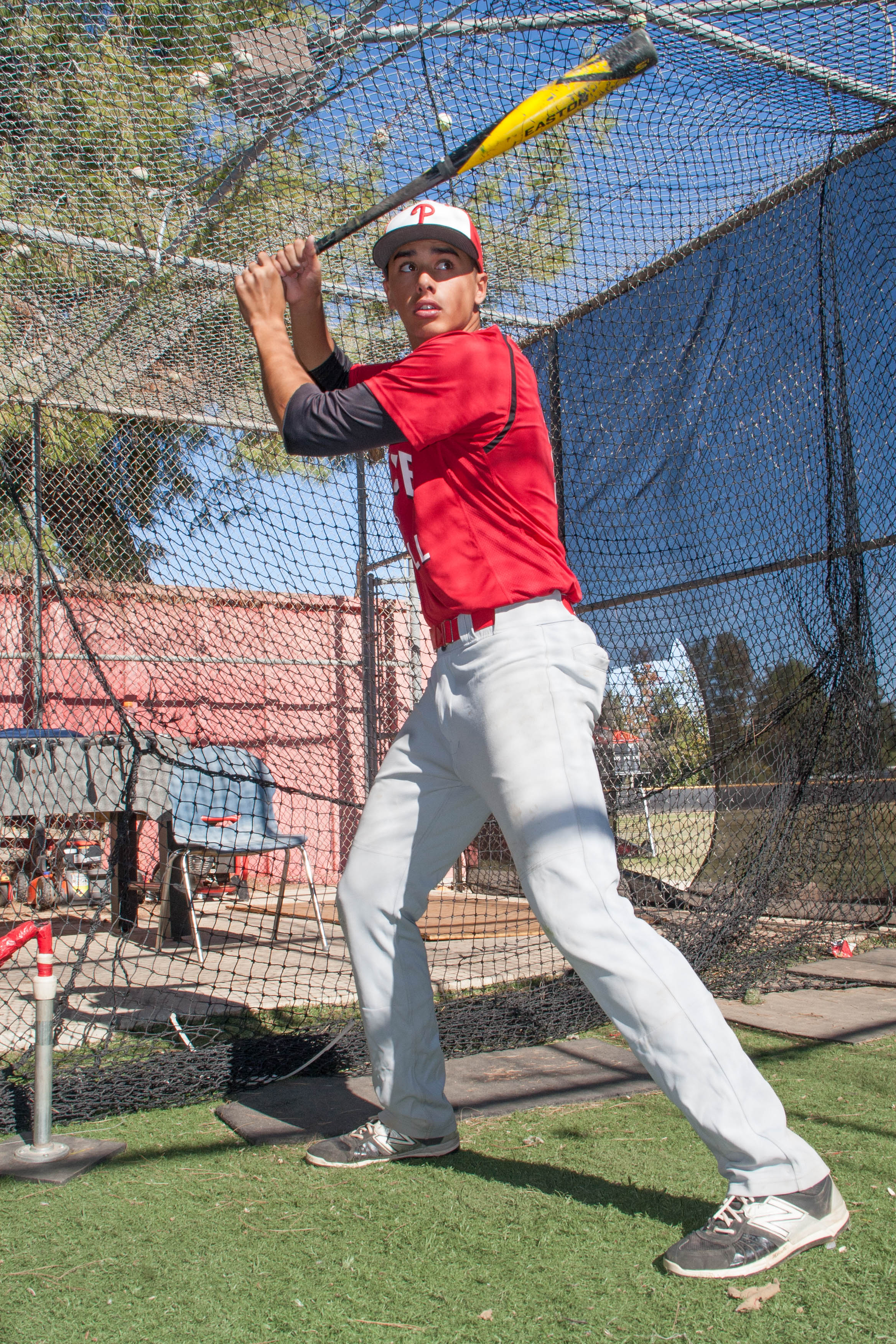 Making the grade: his road to the MLB