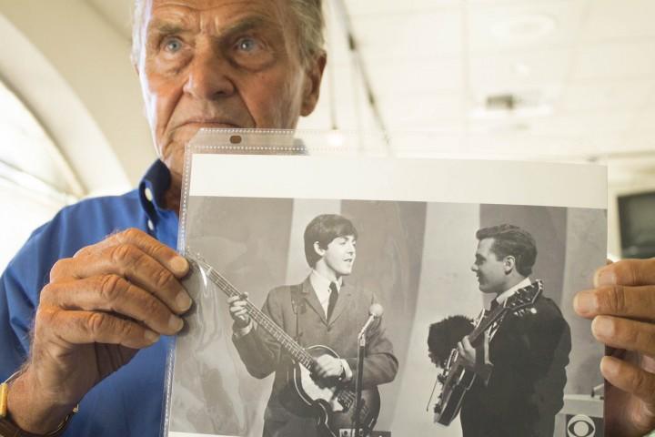 Beatles get 'Help!' from Pierce ENCORE student
