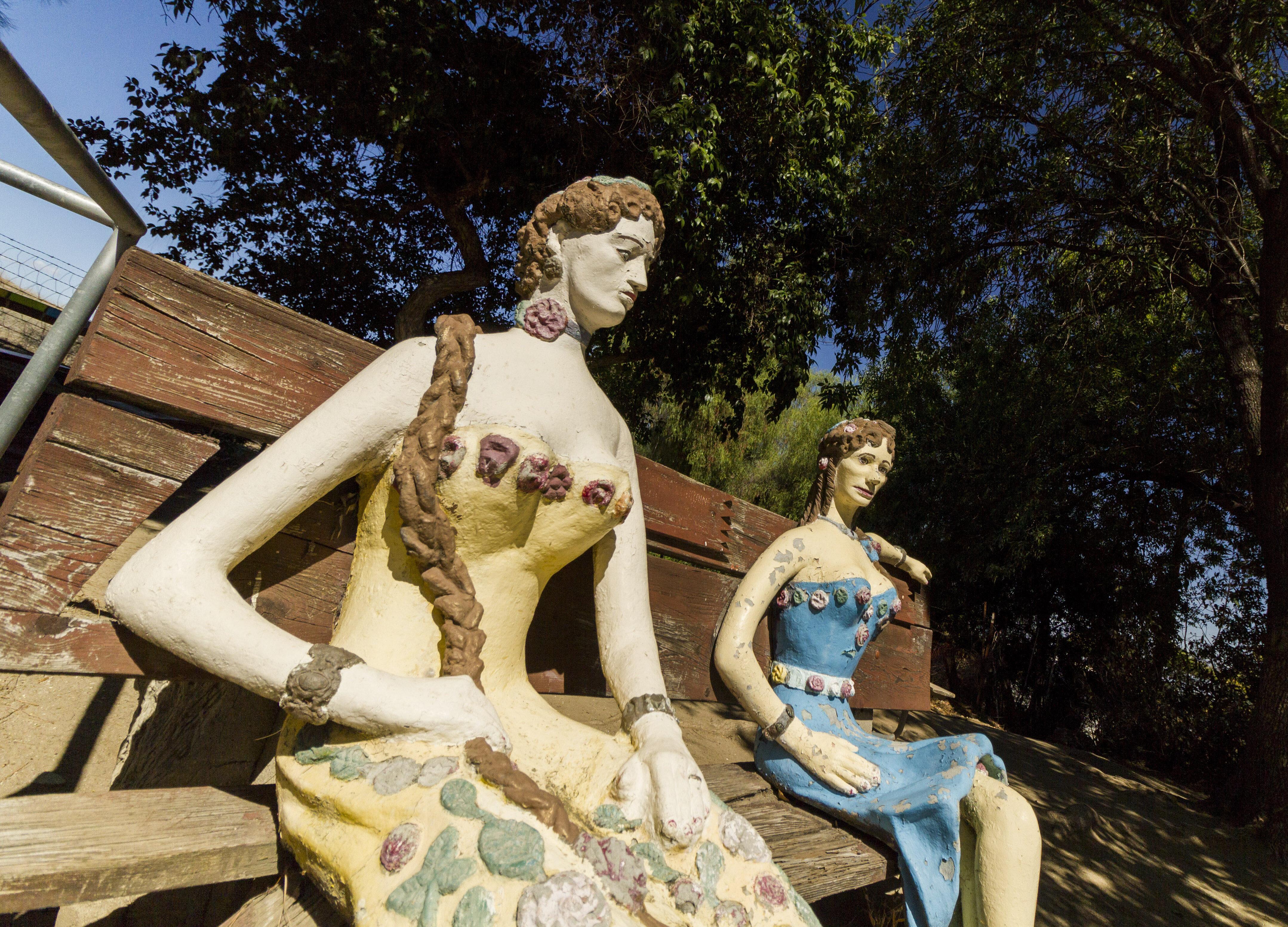 Column: Racist statues still on campus