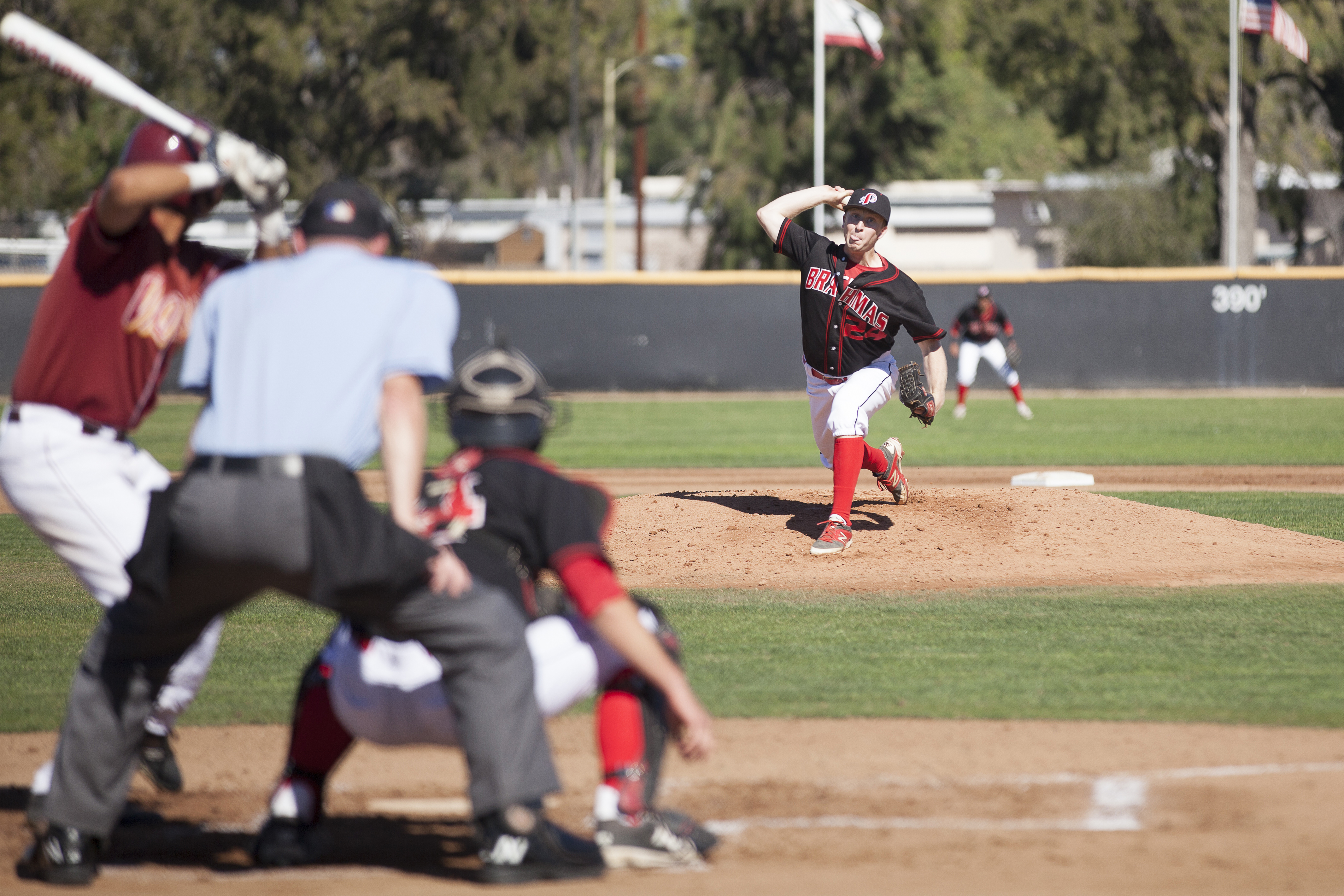 Baseball loses to Glendale College