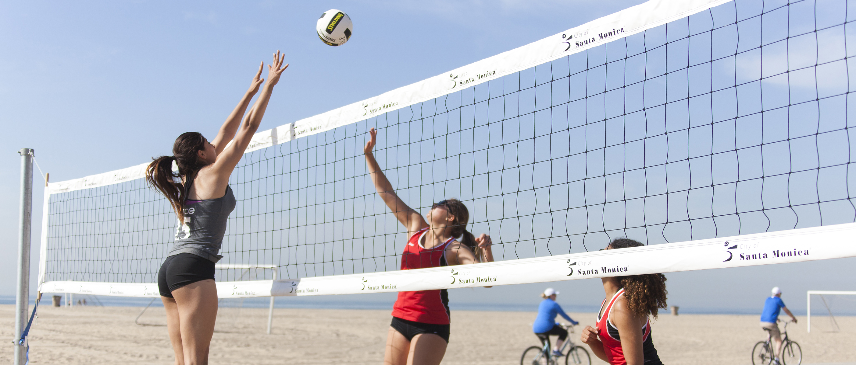 Sand brings Pierce volleyball to the beach