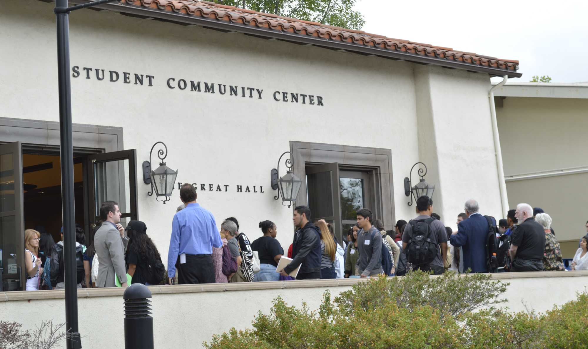 Pierce College's Town Hall discusses societal issues