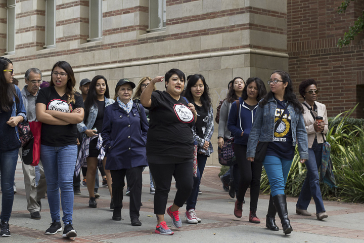 Pierce students attend UCLA's 17th STOMP Conference