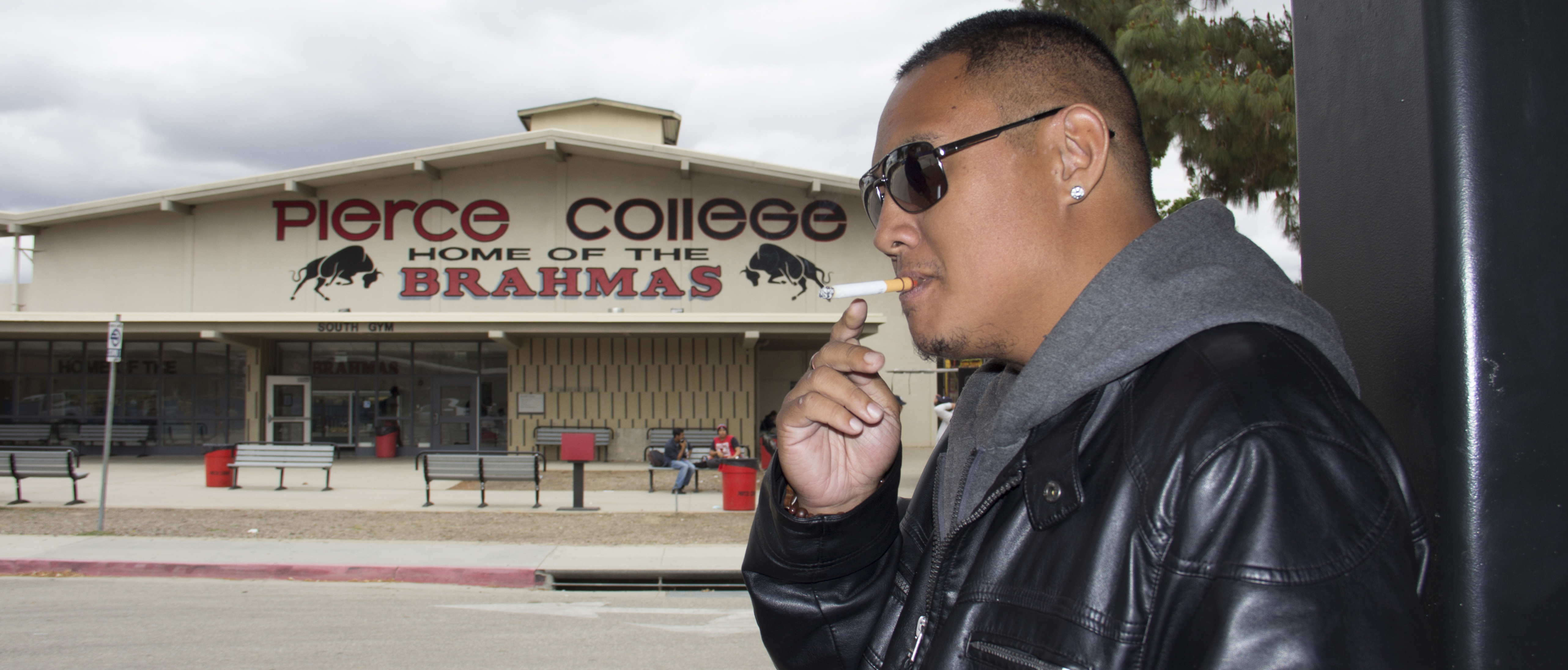 No more smoking on colleges and universities
