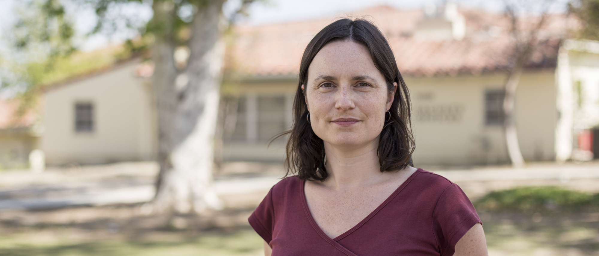 Modern languages professor brings her culture to class