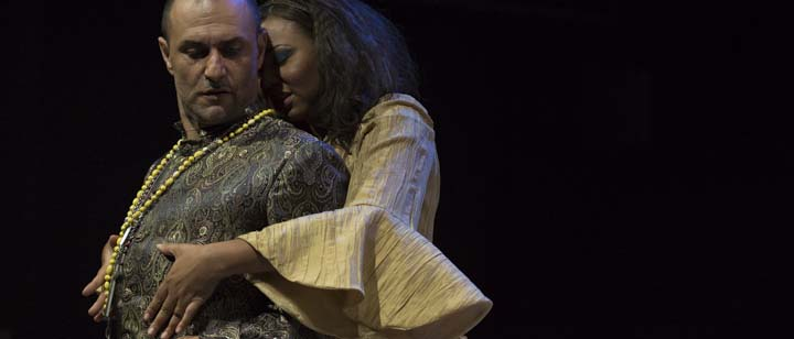 Theater review, Tartuffe: Hot and heavy under the collar