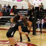 Women Volleyball Game between Pierce College and Victor Valley College, Cassidy Rosso is number 11 attack, Pierce college win, South GYM, Pierce College, Woodland Hills, Calif., Nov. 11 2016, photo by Abdolreza Rastegarrazi, Round up.
