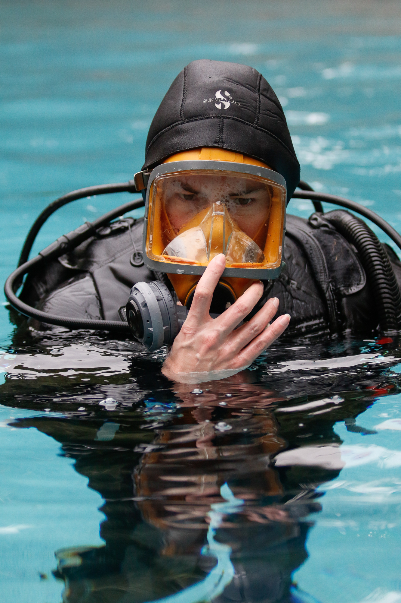 Traveling through the depths