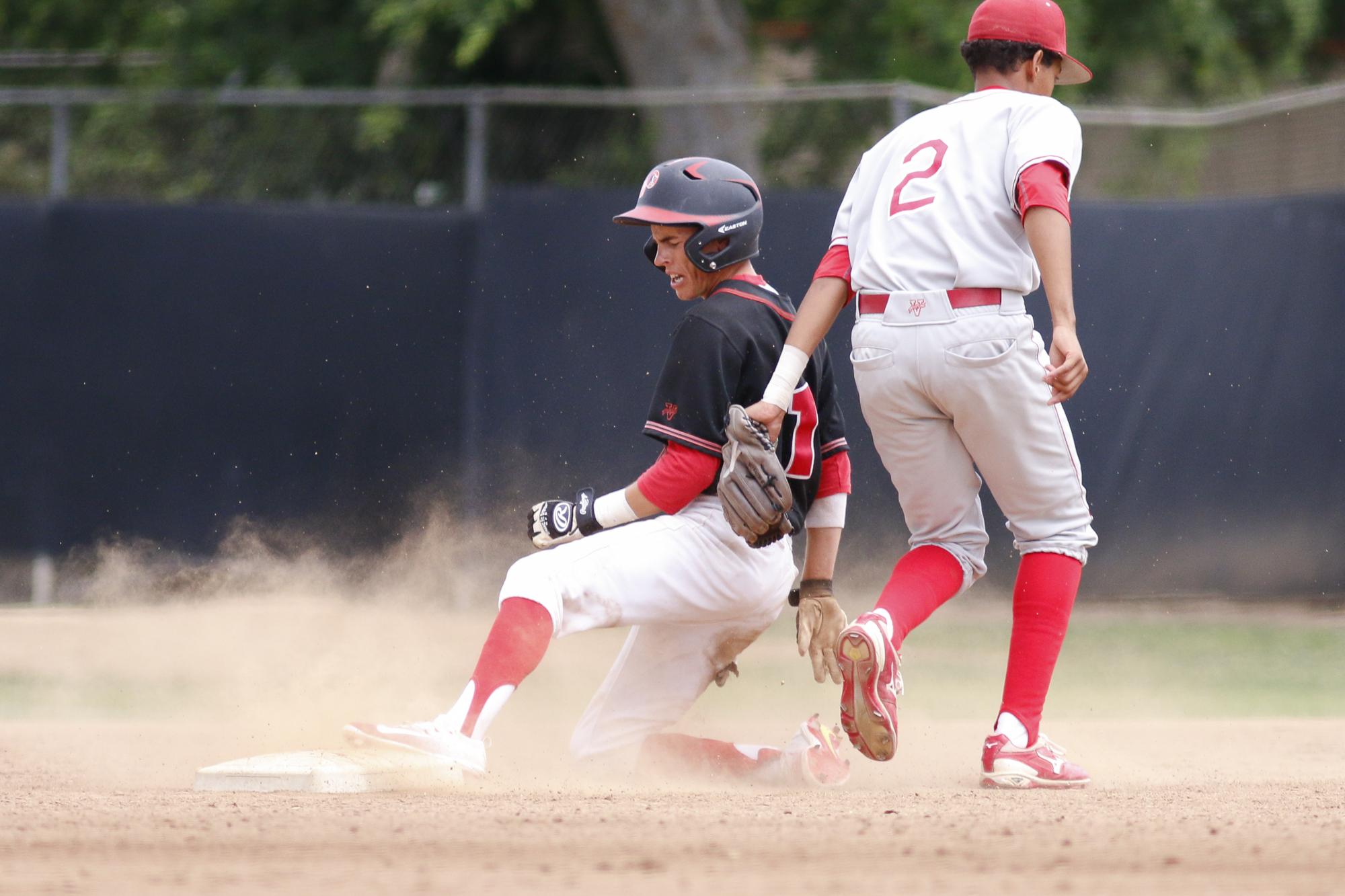 Baseball pulls ahead
