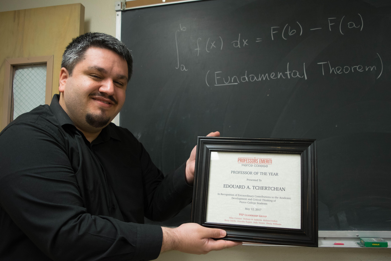 Award-winning Ed-ucater