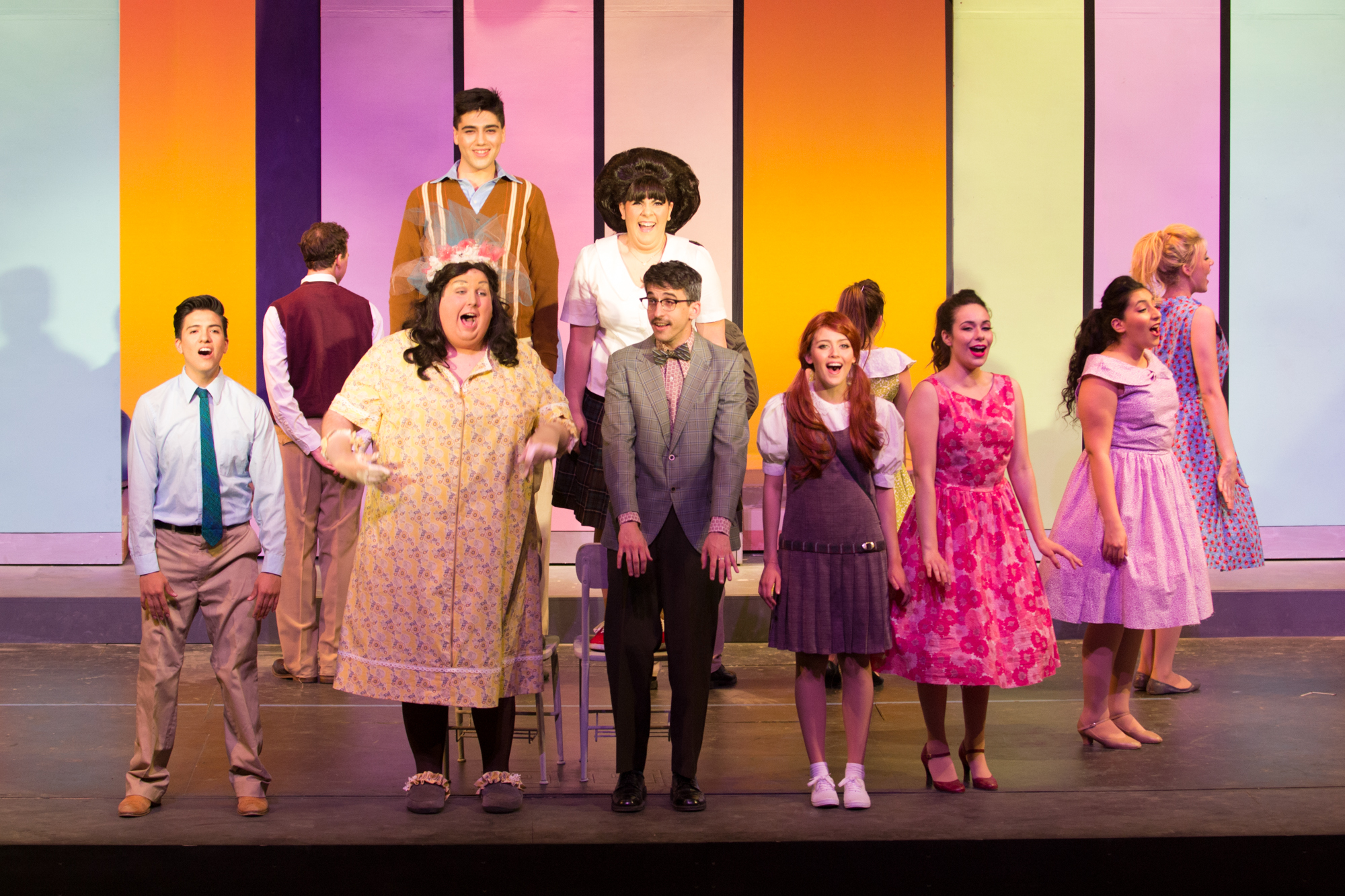 """Theater Review: """"Hairspray"""""""