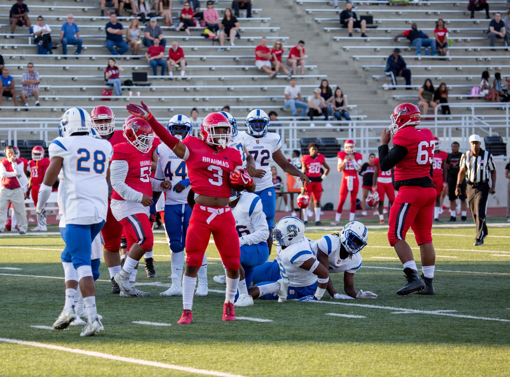 Shepard Stadium sees home win