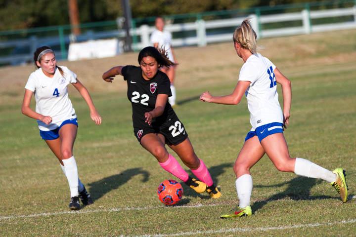 Soccer drops WSC-South opener