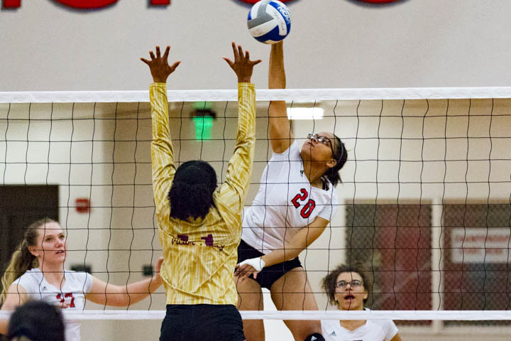 Women's volleyball add another win