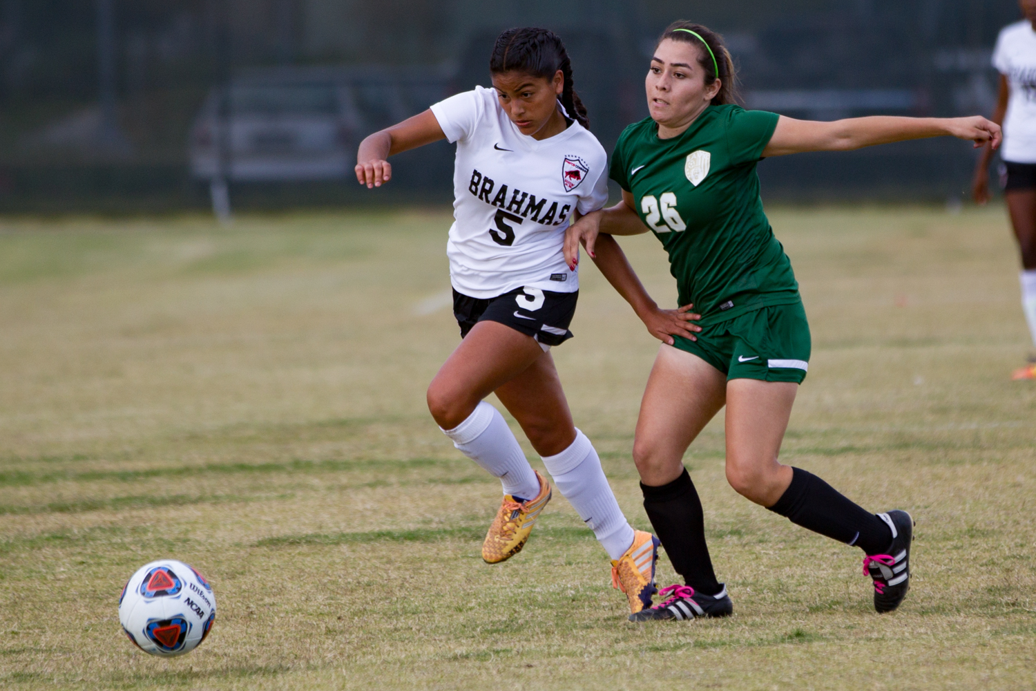Soccer gets on the right foot at Valley